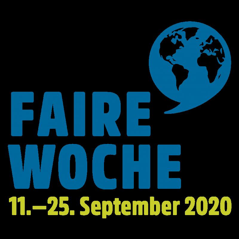 Faire Woche – Fair statt mehr | 11. bis 25. September 2020