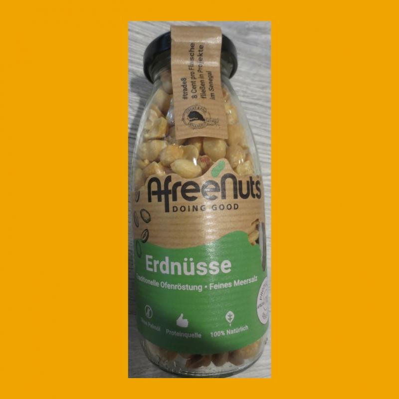 Purer Genuss: AfreeNuts– Leckere, gesunde Erdnüsse ohne Ölzusätze und Geschmacksverstärker