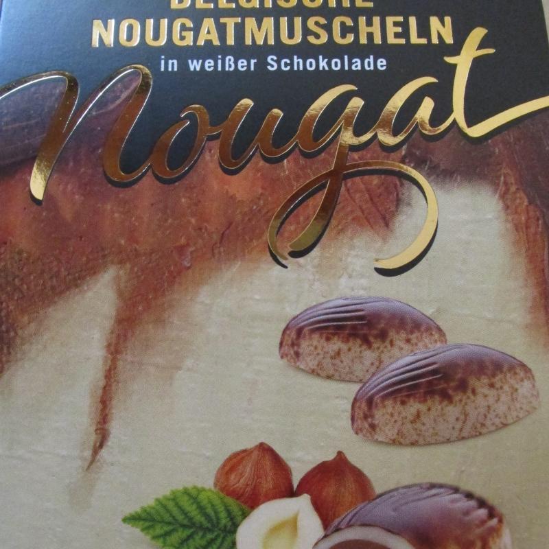 Neu im Angebot: Belgische Nougatmuscheln