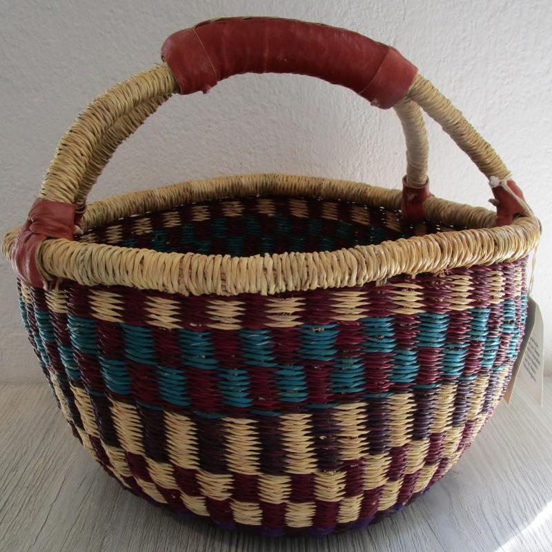 Der Bolgakorb aus Ghana– ein Klassiker