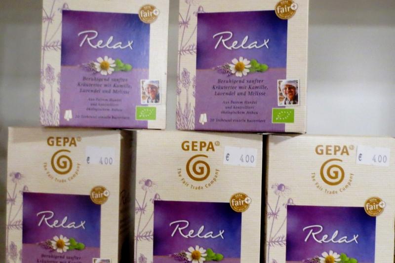 GEPA Bio Relax Tee - Gruppenbild