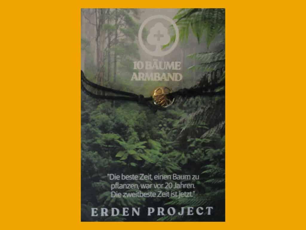 10 Bäume Armband | Weltladen Soltau